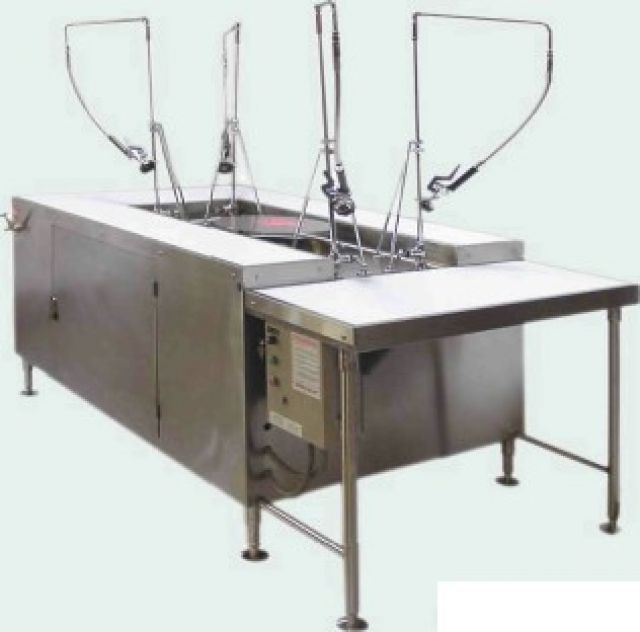 FG-9648 Fish & Game Cleaning Station