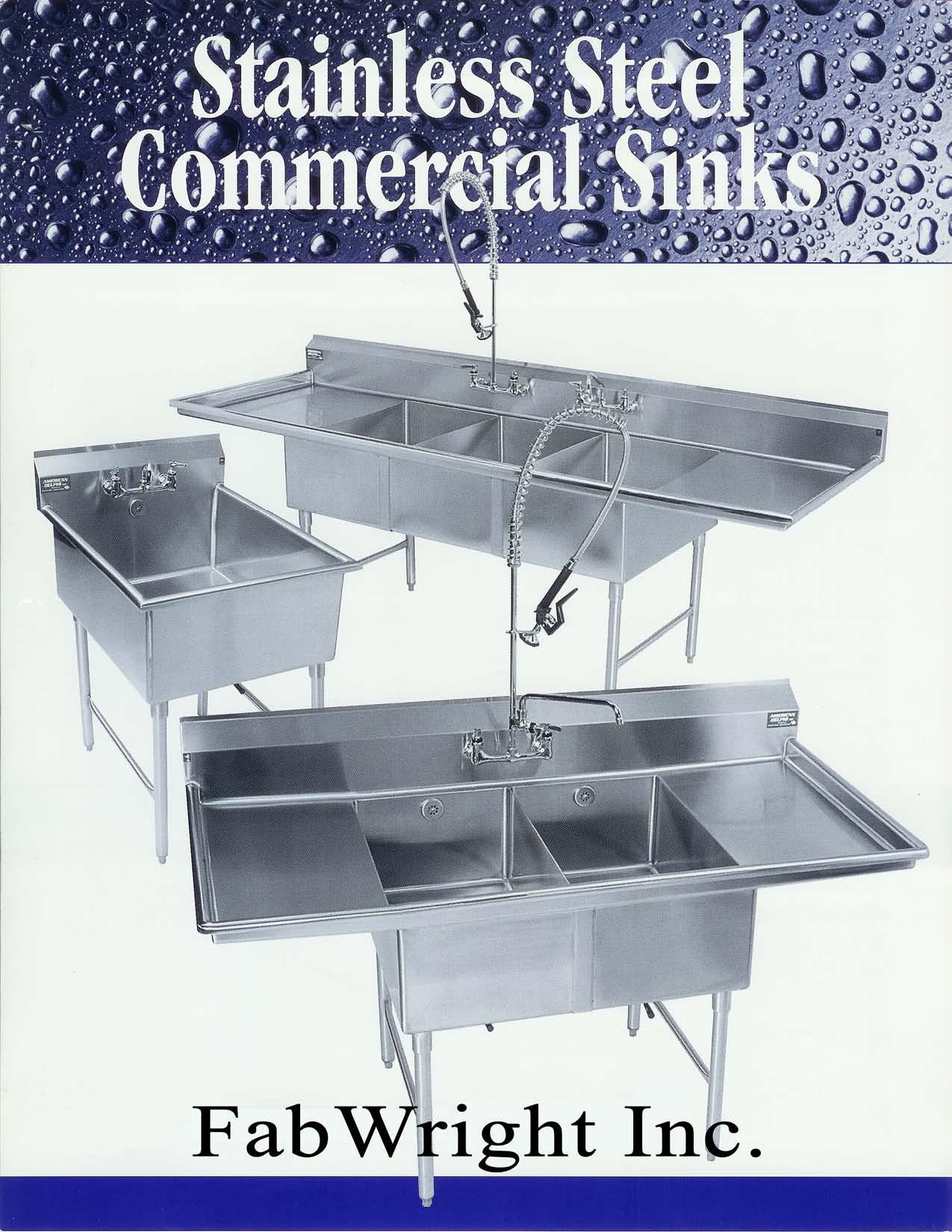 Commercial-Sinks